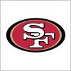 サンフランシスコ・フォーティナイナーズ(San Francisco 49ers)のロゴマーク