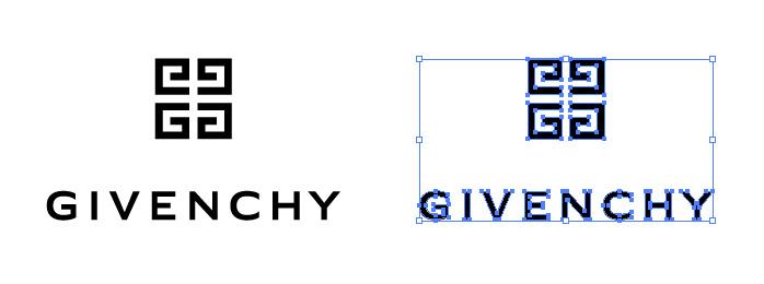 ジバンシィ(GIVENCHY)のロゴマーク