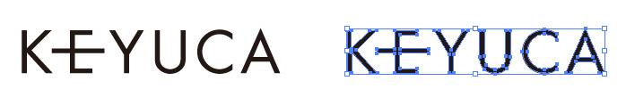 KEYUCAのロゴマーク