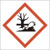 水生環境への悪影響を表すGHSシンボルマーク