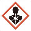 健康被害を表すGHSシンボルマーク