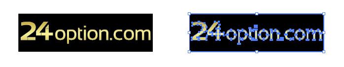 24optionのロゴマーク