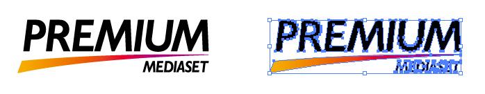 メディアセットプレミアム(Mediaset Premium)のロゴマーク