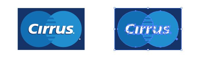 Cirrus(シーラスカード)のロゴマーク