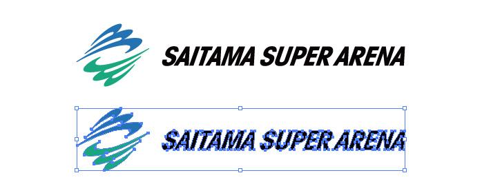 さいたまスーパーアリーナのロゴマーク