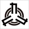 佐賀県章のロゴ・シンボルマーク