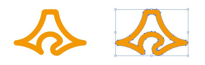 静岡県章のロゴ・シンボルマーク