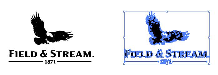 Field & Stream(フィールド&ストリーム)のロゴマーク