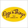 エッグスンシングスのロゴマーク