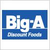 ビッグ・エー(Big-A)のロゴマーク