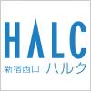 新宿西口ハルクのロゴマーク