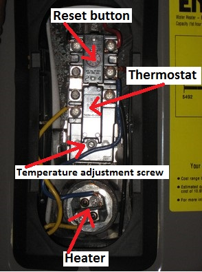 110 Water Heater Wiring Diagram Hot Water Heater Repair Guide
