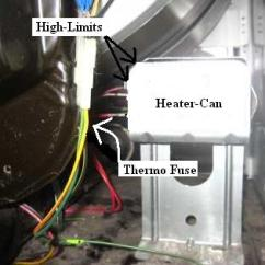 Whirlpool Gold Ultimate Care Ii Dryer Wiring Diagram Hdmi To Vga Pinout Not Running Repair Guide
