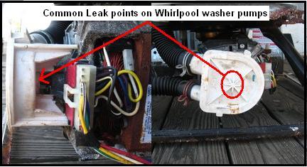 Amana Refrigerator Wiring Diagram Whirlpool Washer Leaking Repair Guide