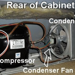 Samsung Refrigerator Wiring Diagram Zafira B Appliance411 Faq: Frost Free Not Cooling Properly