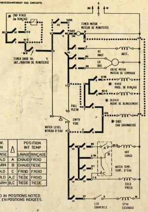 A1Appliance • View topic  Need wiring diagram for