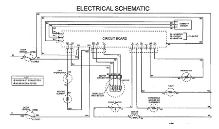 Sample Wiring Diagrams Appliance Aid