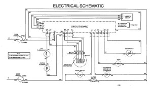 electrical diagram for kenmore refrigerator ~ Circuit Diagrams