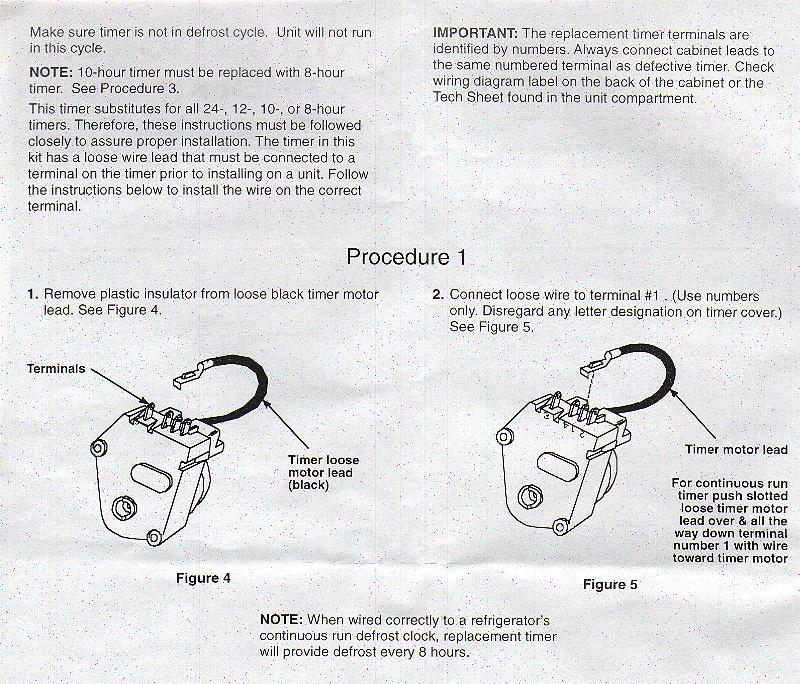 Hvac Defrost Timer Wiring Auto Electrical Wiring Diagram