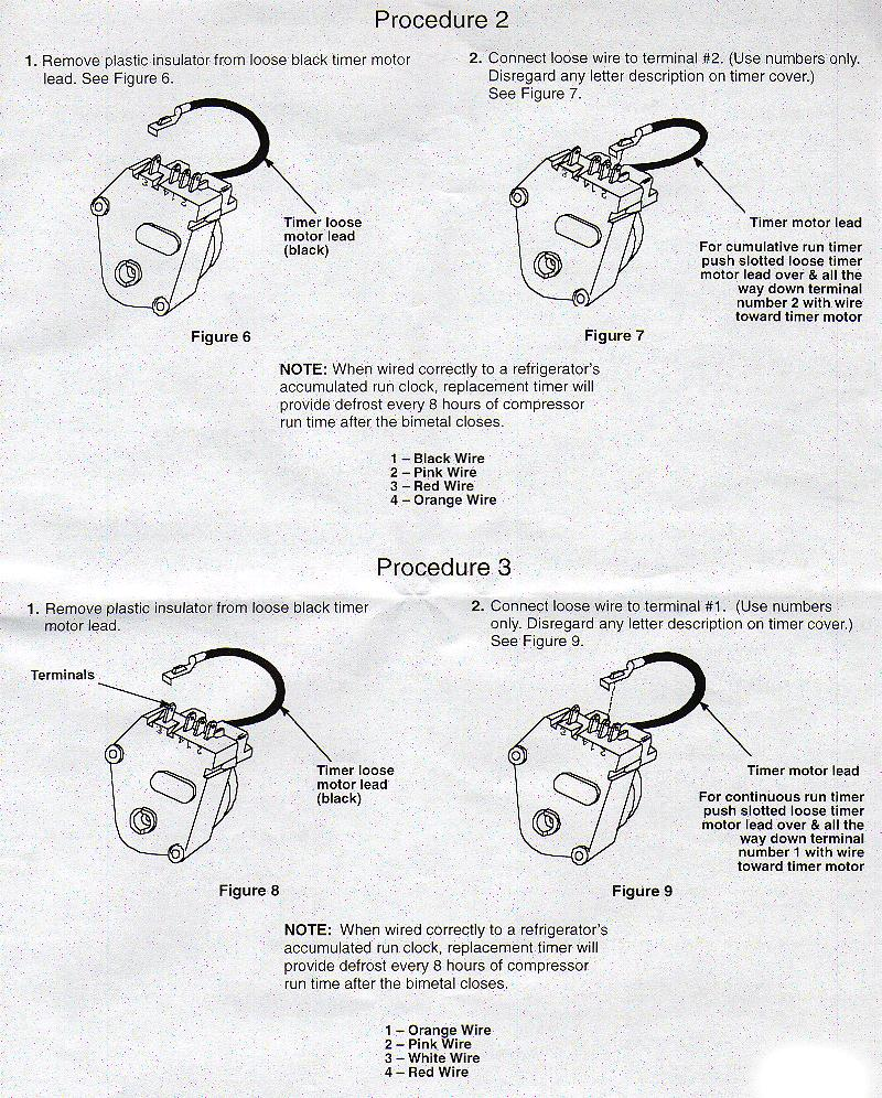hight resolution of whirlpool refrigerator defrost timer appliance aiddefrost timer wiring diagram 16