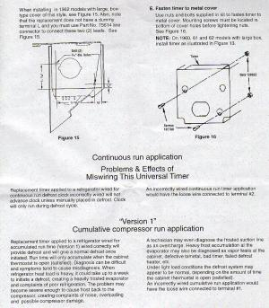 Whirlpool Defrost Timer Wiring Diagram : 38 Wiring Diagram Images  Wiring Diagrams | Home