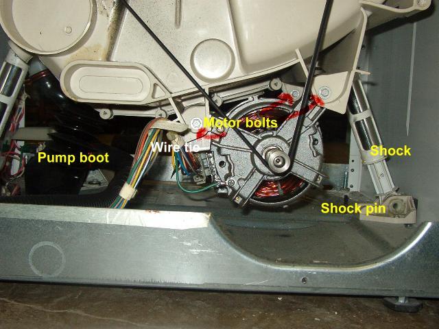Washer Motor Wiring Diagram Besides Ge Washing Machine Motor Wiring