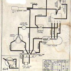 Hvac Thermostat Wiring Diagram 2006 Kia Spectra Belt Residential Air Conditioner Ge Window Unit Schematic All Datage
