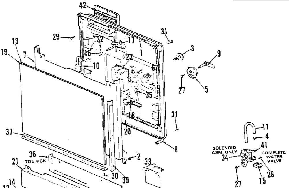 medium resolution of ge square dispenser ge round dispenser