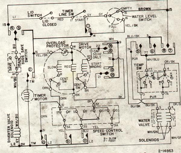 whirlpool gas dryer wiring diagram 2000 dodge neon stereo appliantology archive: washer and diagrams