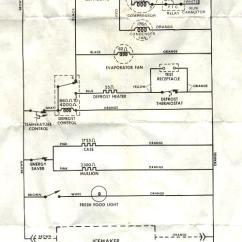 Wiring Diagram For Ge Refrigerator R32 Rb20det Fridge Www Toyskids Co Repair Help Appliance Aid Compressor Profile