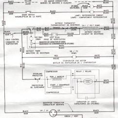 Ge Refrigerator Wiring Diagram 1966 Mustang Alternator Repair Help Appliance Aid Top Mount Canadian Fridge1