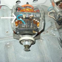 Whirlpool Dryer Wiring Diagram For Plug Melex Gas Golf Cart 279787 Motor Change | Appliance Aid