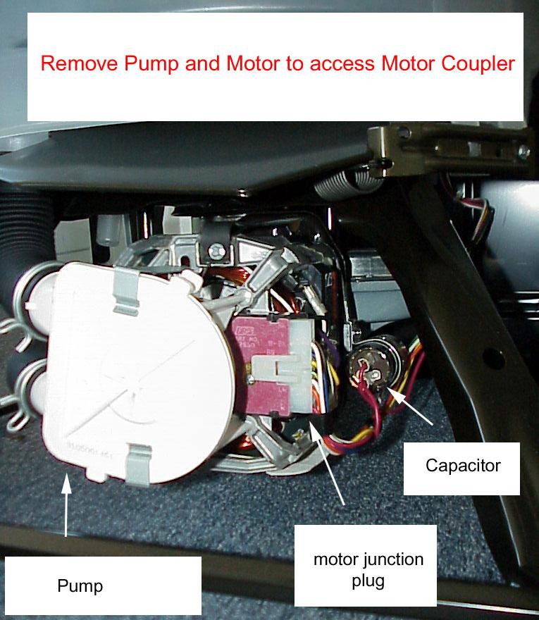 Wiring Diagram On Testing Circuit Diagram Whirlpool Washing Machine