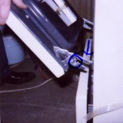 Ge Refrigerator Diagram 2003 Dodge Ram Radio Wiring How To Fix Squeaky Hinges On An Oven Door