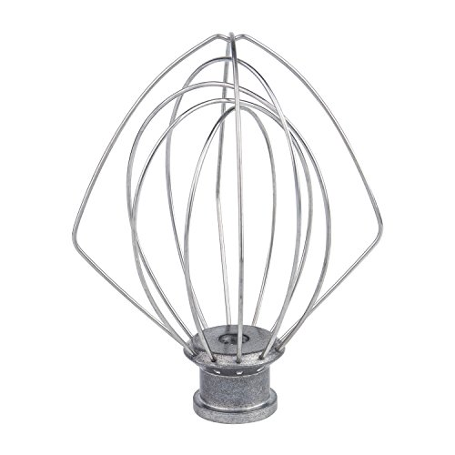 PAKIMARK K45WW Wire Whip for Tilt-Head Stand Mixer for