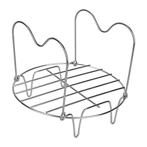 Lakatay Steamer Rack Trivet with Handles for Instant Pot