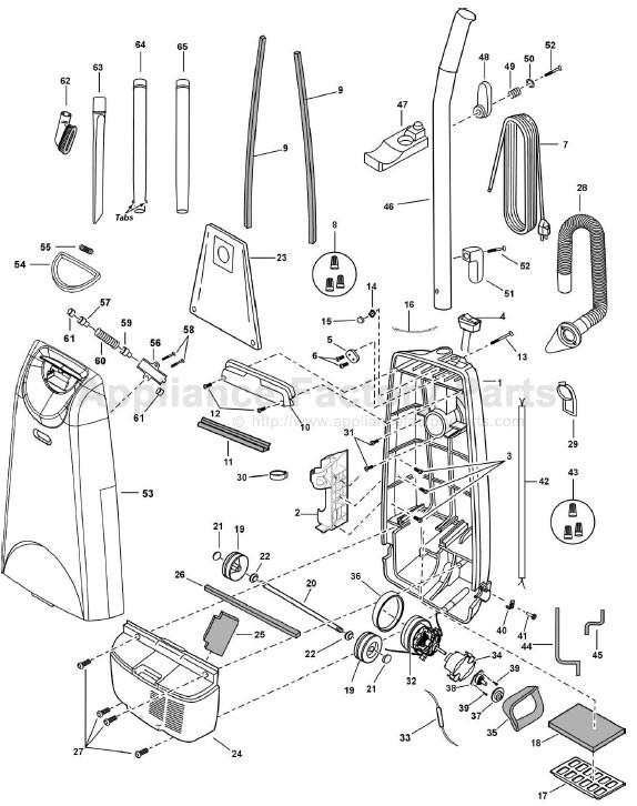 Kirby Sentria Wiring Diagram Roomba Parts Diagram Wiring