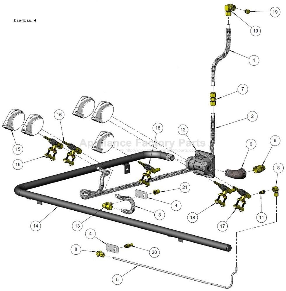 Alfresco ALX2-42SZ BBQ Parts