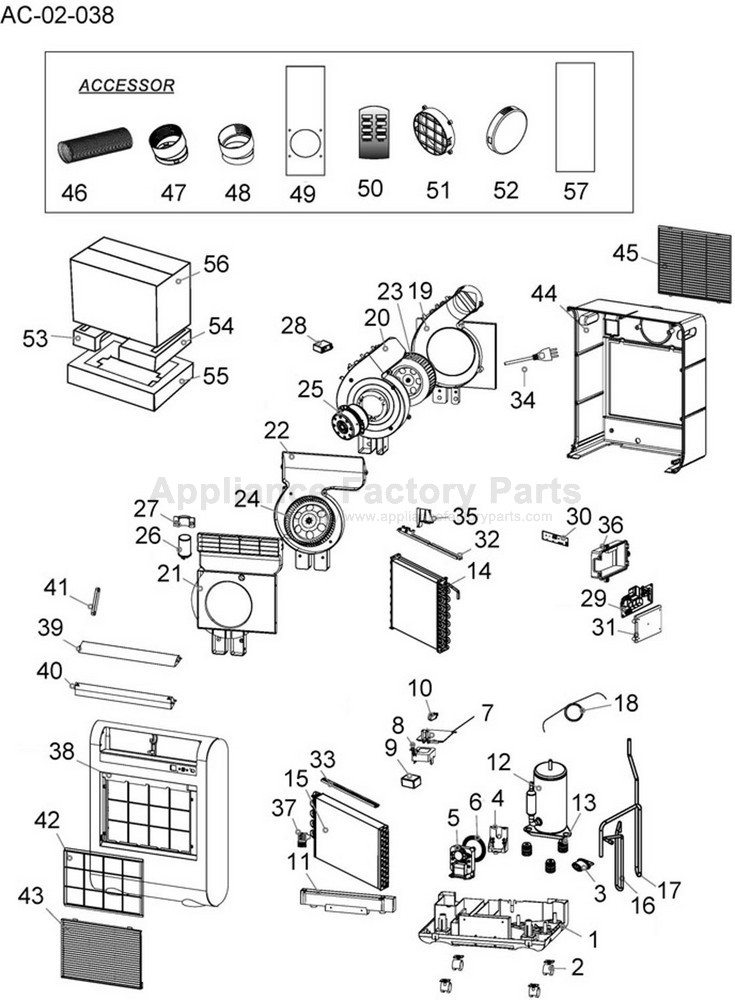 Refrigerators Parts: Parts For Appliances