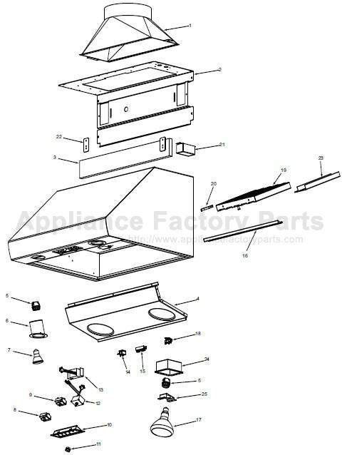 Appliance Parts: Wolf Appliance Parts