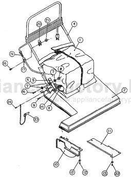Vacuum Parts: Oreck Xl Vacuum Replacement Parts