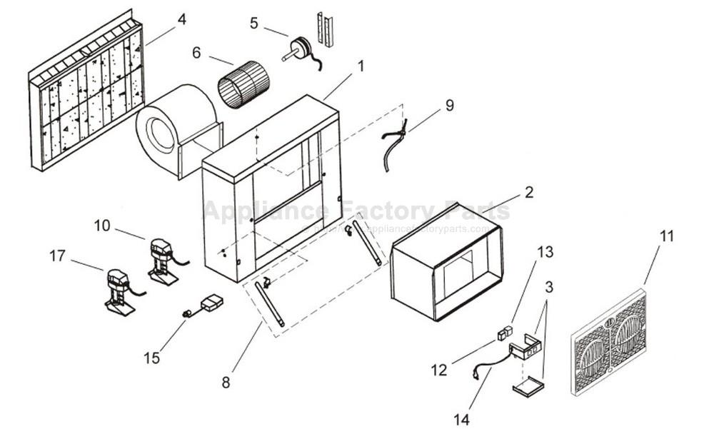 Brisa WH2903 • Cooler Parts World