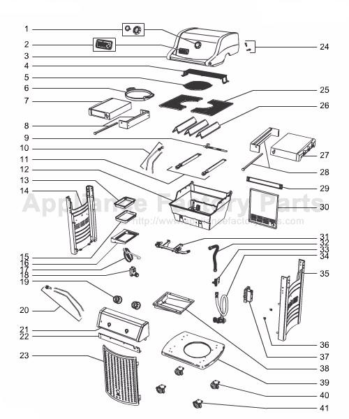 Weber E 310 Parts Diagram. Msrp. Weber Genesis Ii Grill