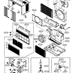 Coleman Mobile Home Ac Wiring Diagram Yamaha Grizzly Carburetor Rv Furnace Database Air Conditioner Parts Presidential