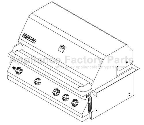 Jenn Air 740-0141 BBQ Parts