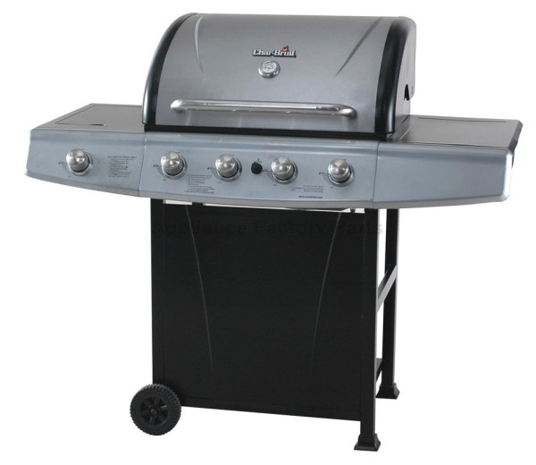 Char-Broil Gas Grill Manual