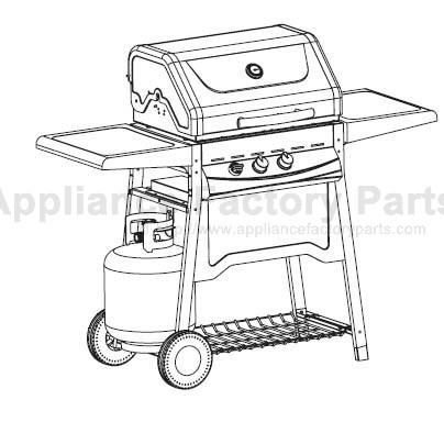 Propane Gas Grill Valves, Propane, Free Engine Image For