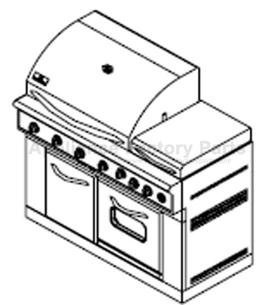 Members Mark 730-0586 BBQ Parts