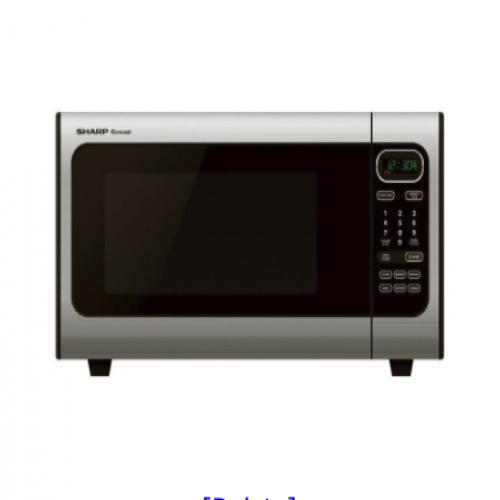 sharp microwave error codes appliance