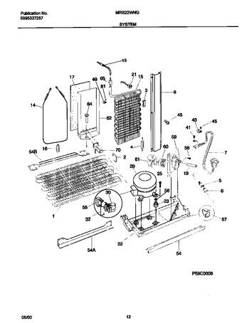 Frigidaire Refrigerator Defrost Heater Wiring Diagram